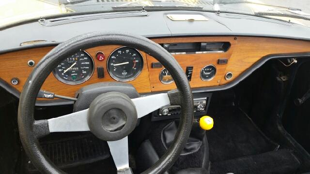 1977 Triumph Spitfire 1500 - Schererville IN