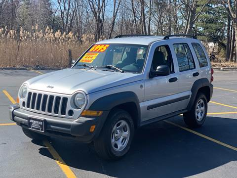 2007 Jeep Liberty for sale in Schererville, IN