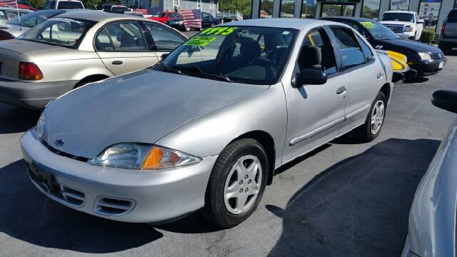 2002 Chevrolet Cavalier LS 4dr Sedan - Schererville IN