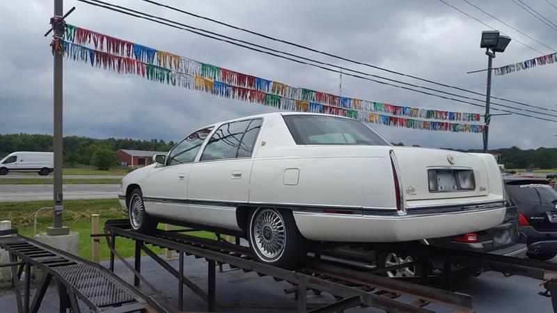 1994 Cadillac DeVille 4dr Sedan - Schererville IN