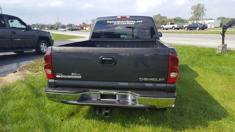 2003 Chevrolet Silverado 1500HD 4dr Crew Cab LS 4WD SB - Schererville IN