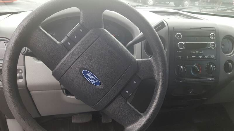 2008 Ford F-150 4x2 STX 4dr SuperCab Styleside 5.5 ft. SB - Schererville IN