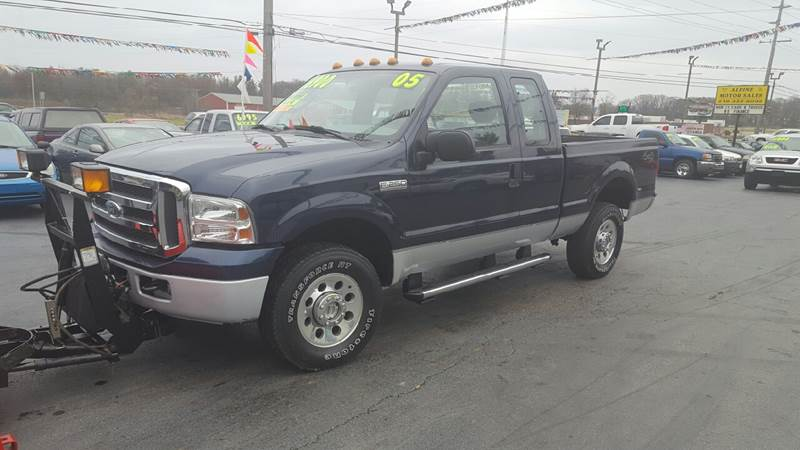 2005 Ford F-250 Super Duty 4dr SuperCab Lariat 4WD SB - Schererville IN