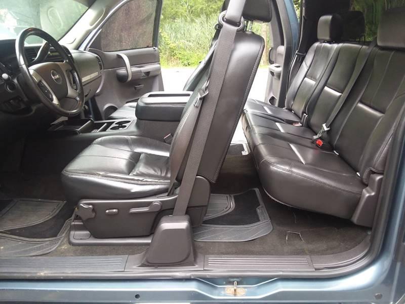 2007 GMC Sierra 1500 SLT 4dr Extended Cab 4WD 6.5 ft. SB - Schererville IN