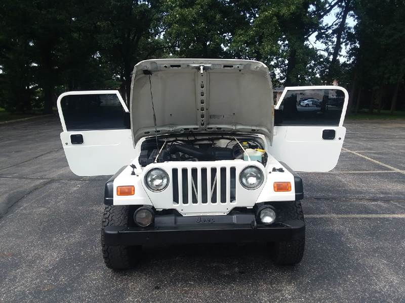 1997 Jeep Wrangler 2dr SE 4WD SUV - Schererville IN