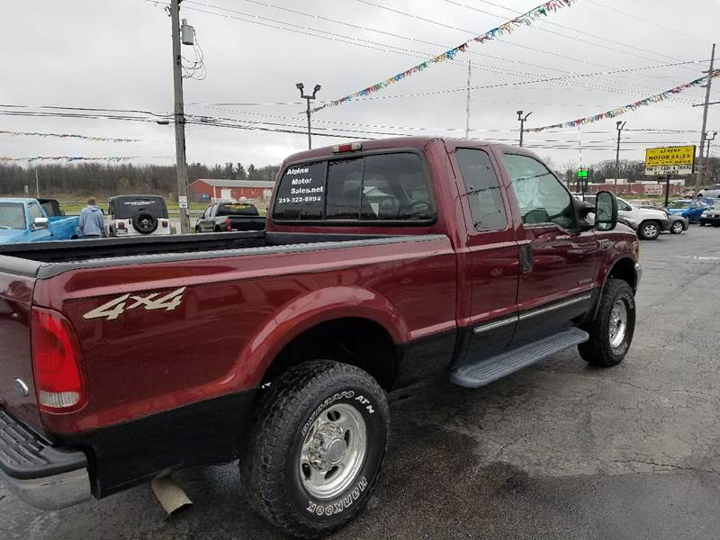 2000 Ford F-250 Super Duty 4dr Lariat 4WD Extended Cab SB - Schererville IN