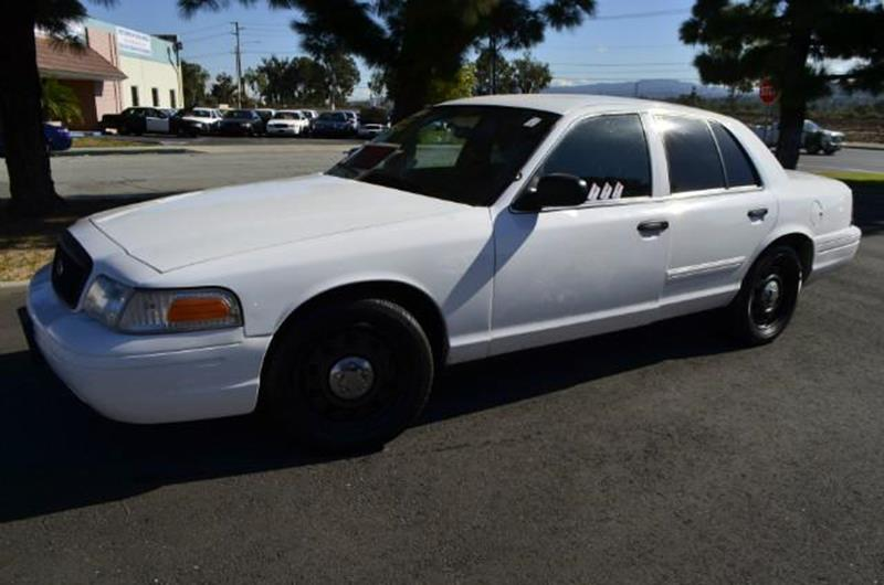 2011 Ford Crown Victoria  - Anaheim CA