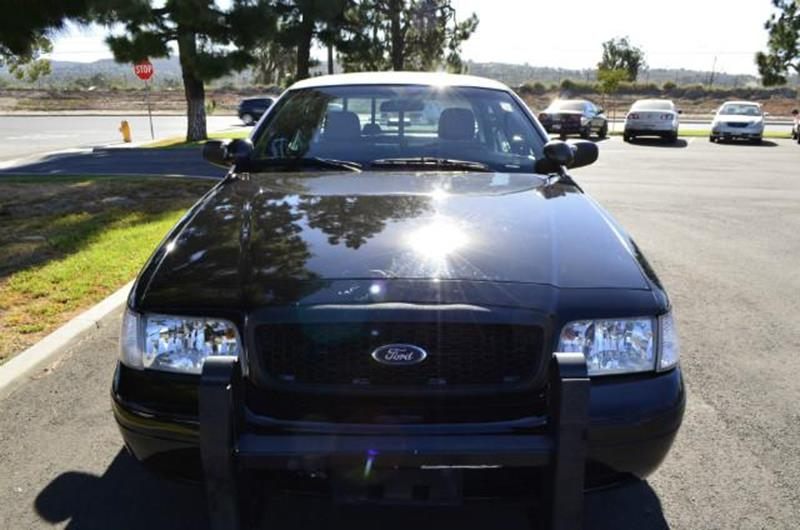 2010 Ford Crown Victoria  - Anaheim CA