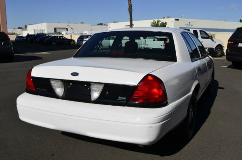 2010 Ford Crown Victoria  - Anaheim CA