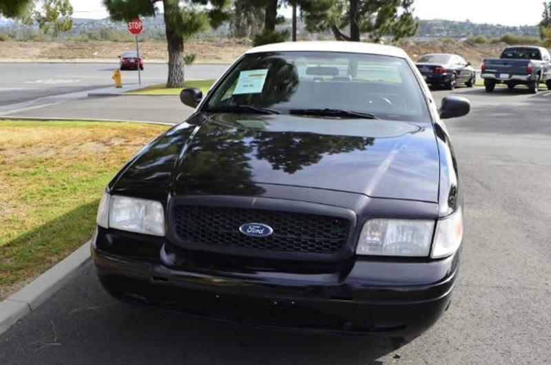 2009 Ford Crown Victoria  - Anaheim CA