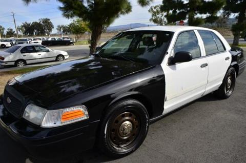 2009 Ford Crown Victoria for sale in Anaheim, CA