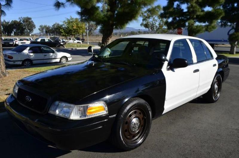 2008 Ford Crown Victoria In Anaheim Ca Wild Rose Motors Ltd