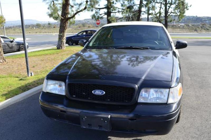 2005 Ford Crown Victoria In Anaheim Ca Wild Rose Motors Ltd
