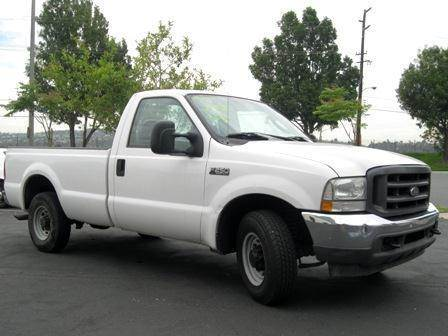 2004 Ford F-250 Super Duty for sale at Wild Rose Motors Ltd. in Anaheim CA