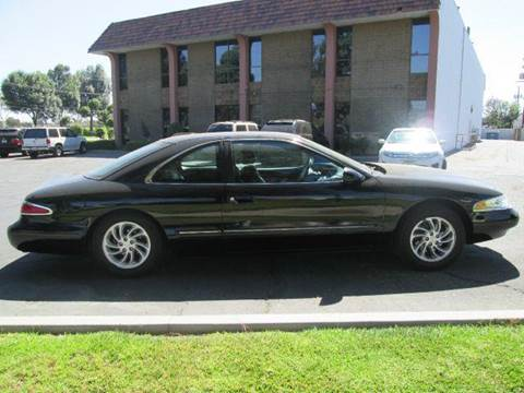 1997 Lincoln Mark VIII for sale at Wild Rose Motors Ltd. in Anaheim CA