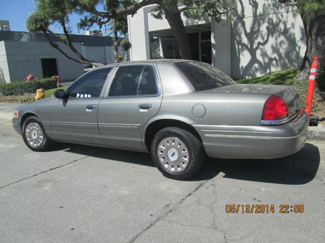 2003 Ford Crown Victoria Police Interceptor In Anaheim Ca Wild