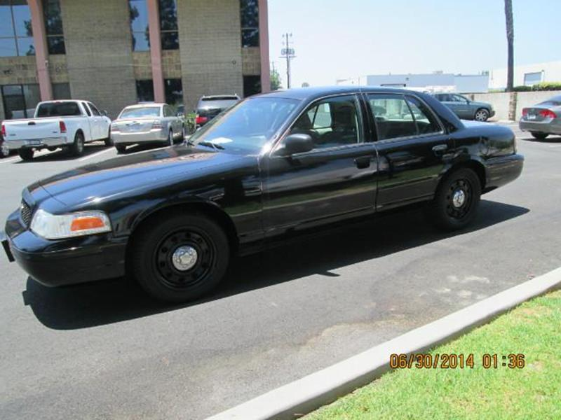 2007 Ford Crown Victoria Police Interceptor - Anaheim CA