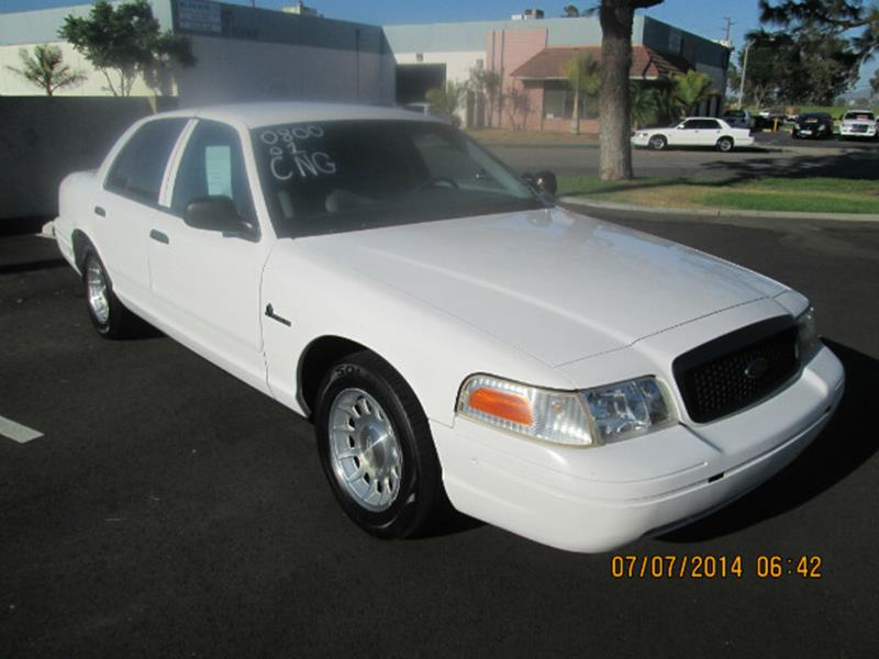 Ford Crown Victoria CNG In Anaheim CA Wild Rose Motors Ltd - 2001 crown victoria