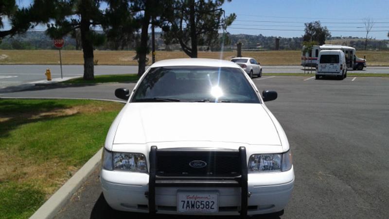 2003 Ford Crown Victoria  - Anaheim CA