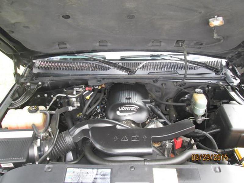 2002 Chevrolet Tahoe sport utility 4D - Anaheim CA