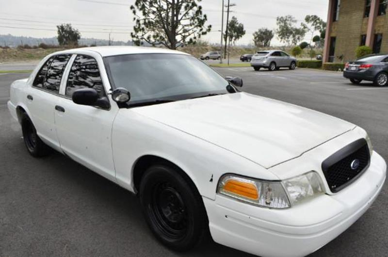 1999 Ford Crown Victoria CNG - Anaheim CA