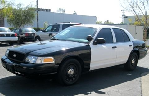2005 Ford Crown Victoria for sale in Anaheim, CA