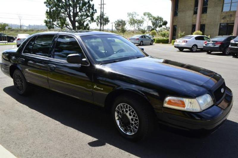 2004 Ford Crown Victoria CNG - Anaheim CA