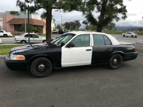 2001 Ford Crown Victoria for sale in Anaheim, CA