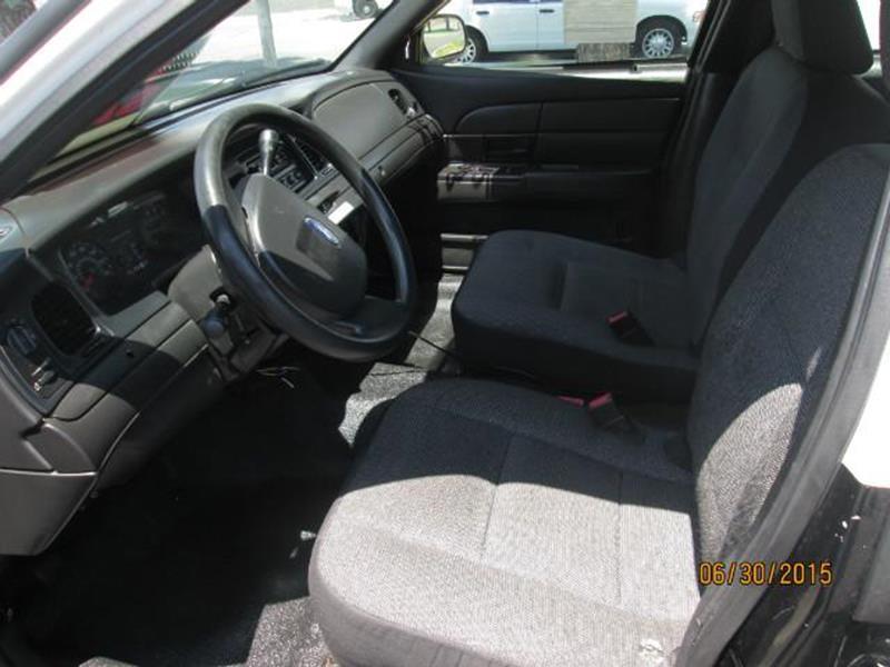 2008 Ford Crown Victoria 4D Sedan - Anaheim CA