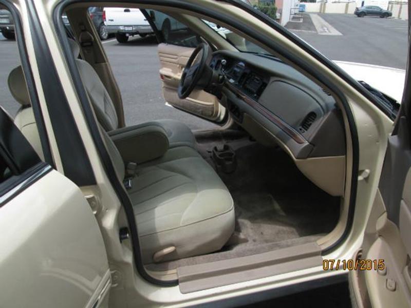 1997 Ford Crown Victoria 4dr Sedan In Anaheim Ca Wild