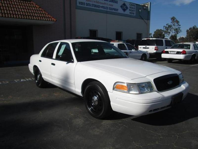 Awesome 2010 Ford Crown Victoria Commercial Fleet 4Dr Sedan Swb In Machost Co Dining Chair Design Ideas Machostcouk