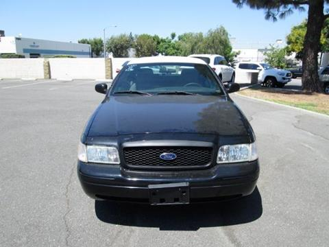 2011 Ford Crown Victoria for sale at Wild Rose Motors Ltd. in Anaheim CA