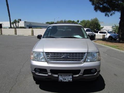 2003 Ford Explorer for sale at Wild Rose Motors Ltd. in Anaheim CA