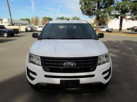 2016 Ford Explorer for sale at Wild Rose Motors Ltd. in Anaheim CA