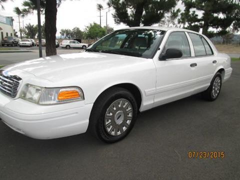 Ford Crown Victoria For Sale Carsforsalecom - 2004 crown victoria