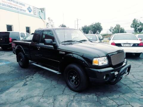 2008 Ford Ranger for sale at Wild Rose Motors Ltd. in Anaheim CA