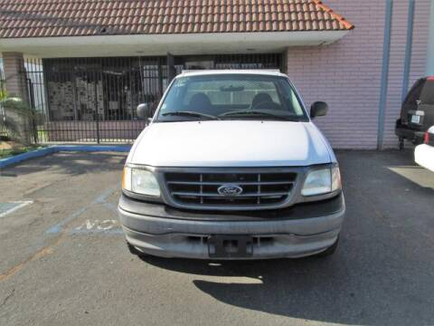 2003 Ford F-150 for sale at Wild Rose Motors Ltd. in Anaheim CA