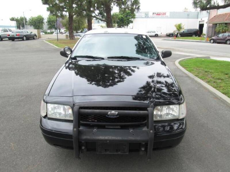 2006 Ford Crown Victoria for sale at Wild Rose Motors Ltd. in Anaheim CA