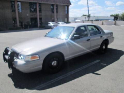 2008 Ford Crown Victoria for sale at Wild Rose Motors Ltd. in Anaheim CA