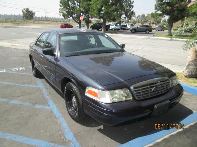 1999 Ford Crown Victoria In Anaheim Ca Wild Rose Motors Ltd