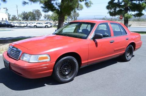2000 Ford Crown Victoria for sale in Anaheim, CA