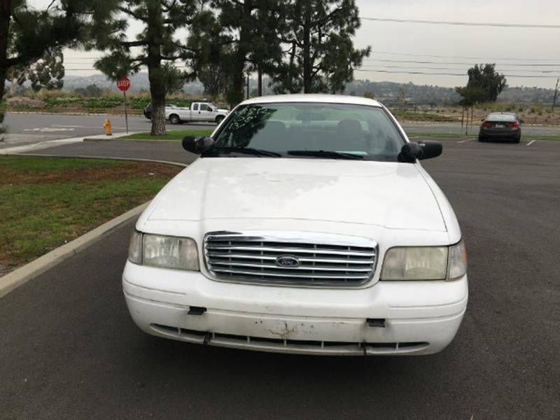 2008 Ford Crown Victoria  - Anaheim CA
