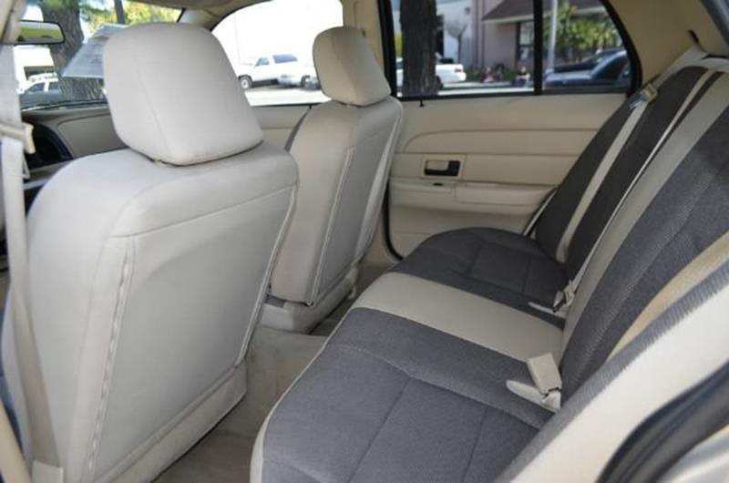 2007 Ford Crown Victoria  - Anaheim CA