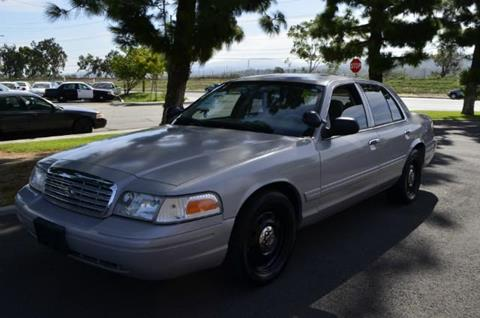 2007 Ford Crown Victoria for sale in Anaheim, CA