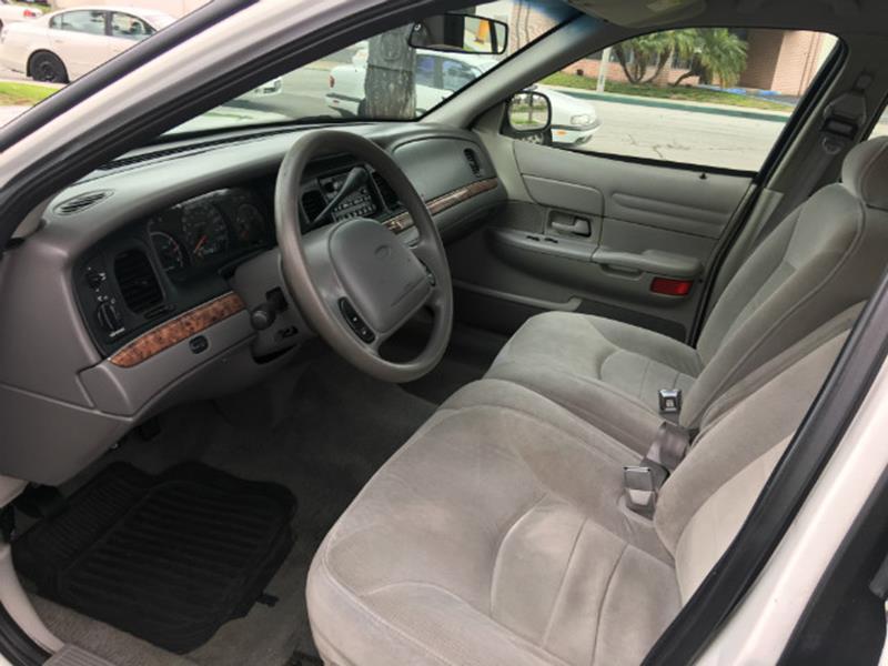 2000 Ford Crown Victoria Lx 4dr Sedan In Anaheim Ca Wild Rose