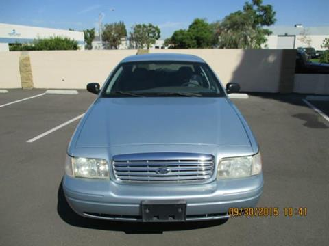 2004 Ford Crown Victoria for sale in Anaheim, CA
