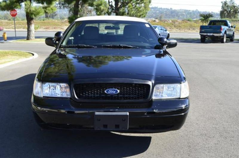 2011 Ford Crown Victoria  - Anaheim CA