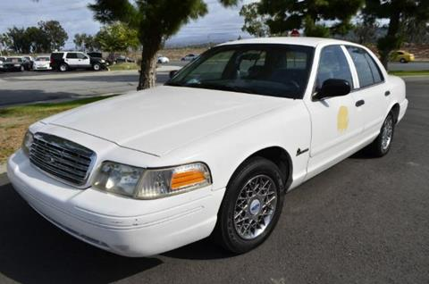 1999 Ford Crown Victoria for sale in Anaheim, CA