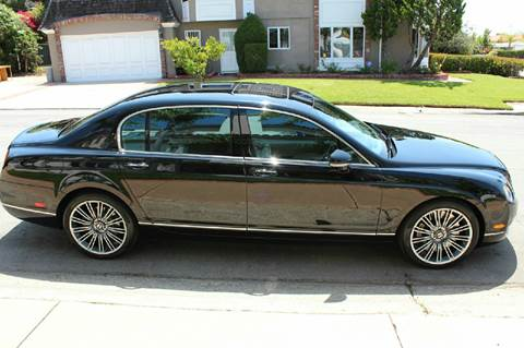 2006 Bentley Continental Flying Spur for sale in Montclair, CA