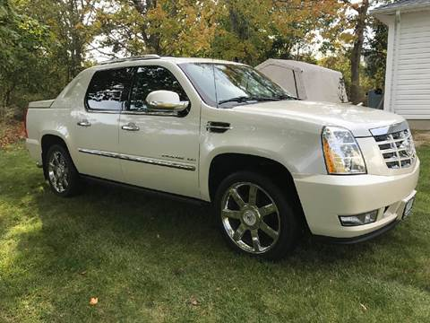 2011 cadillac escalade ext for sale durham nc. Black Bedroom Furniture Sets. Home Design Ideas